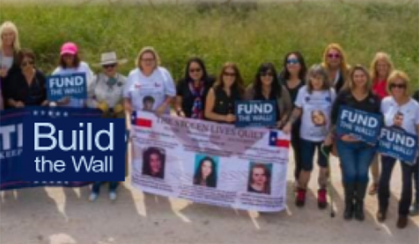 Moms for America Returns to the Border to Speak with Residents about Illegal Immigration