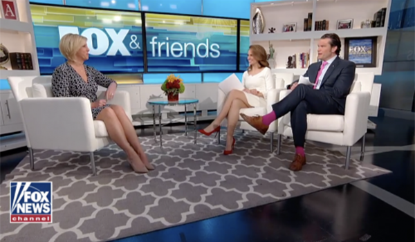 Moms For America Vice President Karen Vaughn Joins Fox & Friends To Talk About Her #Unplanned Son