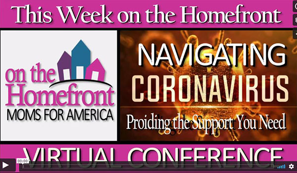 HomeFront Covid 19 Virtual Conference