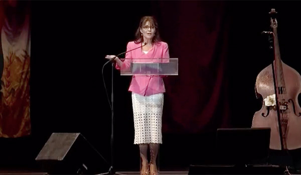 March for Freedom- Sarah Palin - MFA Media & News