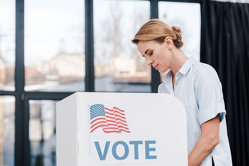 Ohioans Voting Concerns - Moms For America