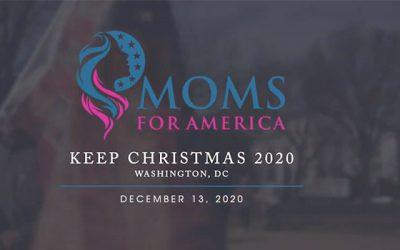 Keep Christmas Rally Highlights