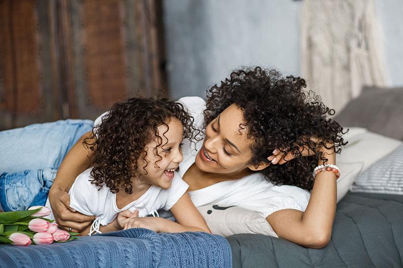 Moms for America - Raise Strong Children