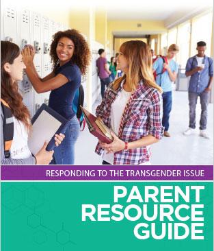 Parent Resource GuideTransgender Confusion - Moms for America