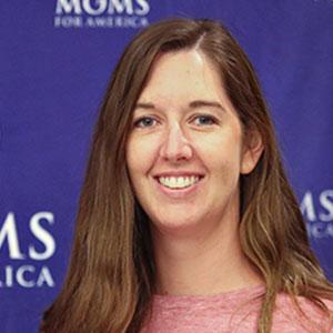 Brittney Bassett, Design & Marketing - Moms for America Team