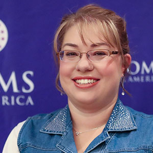 Cassie Fletcher, Personal Assistant to the President - Moms for America Team