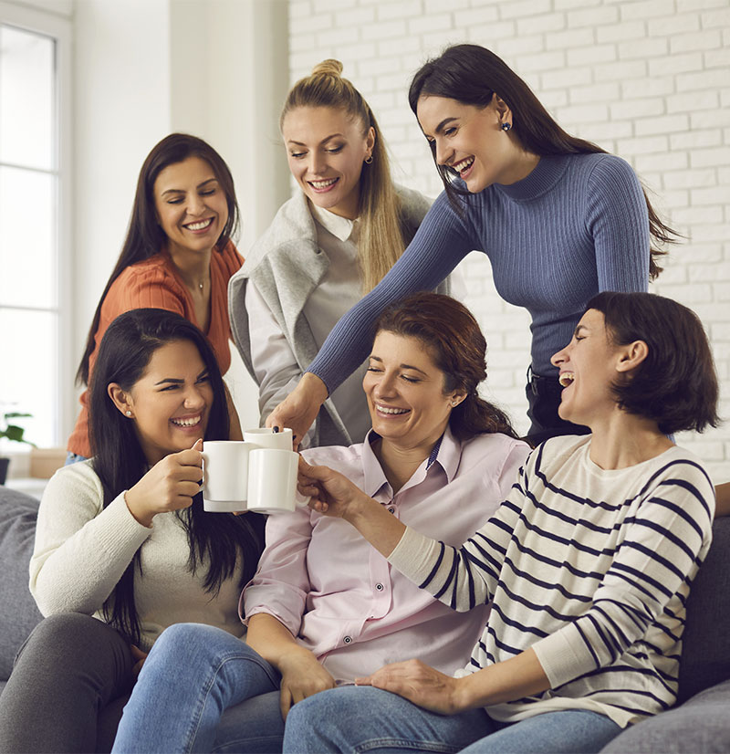 Cottage Meetings - Become a Hostess - Moms for America
