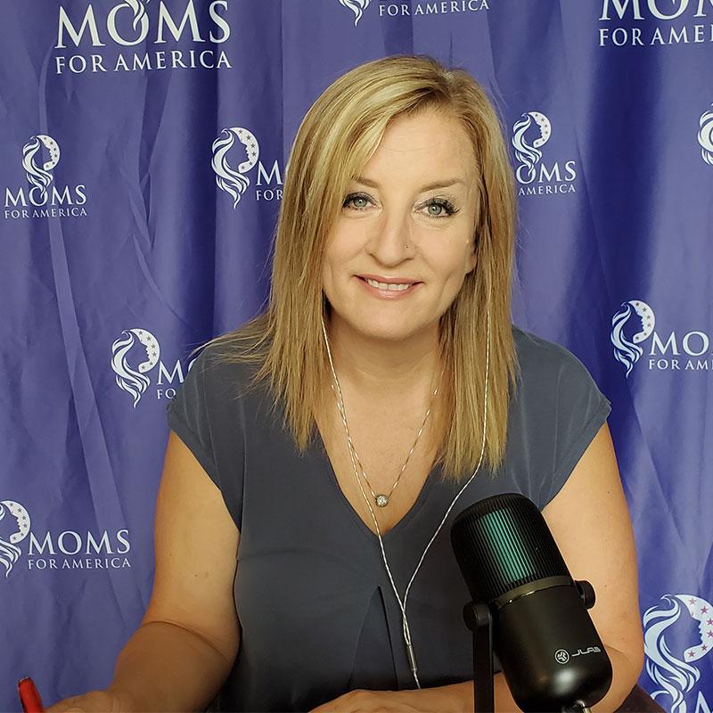 Debbie Kraulidis - Moms for America Podcast Host