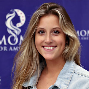 Haley Kraulidis, Video/Podcast Assistant Producer & Event Production Team Leader - Moms for America Team