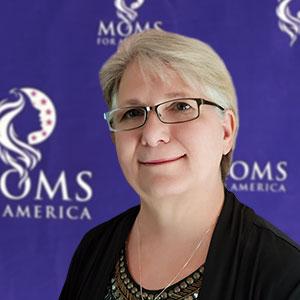 Judi Privett - Web Designer - Moms for America Team