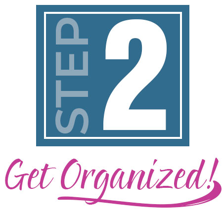 MomLinks - Step 2 - Get Organized!