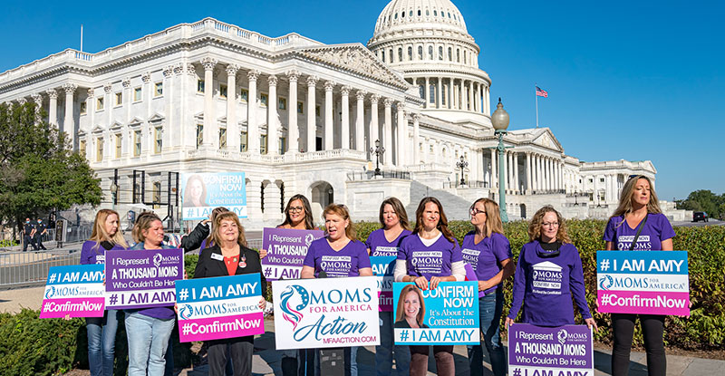 Moms for Action - Moms For America