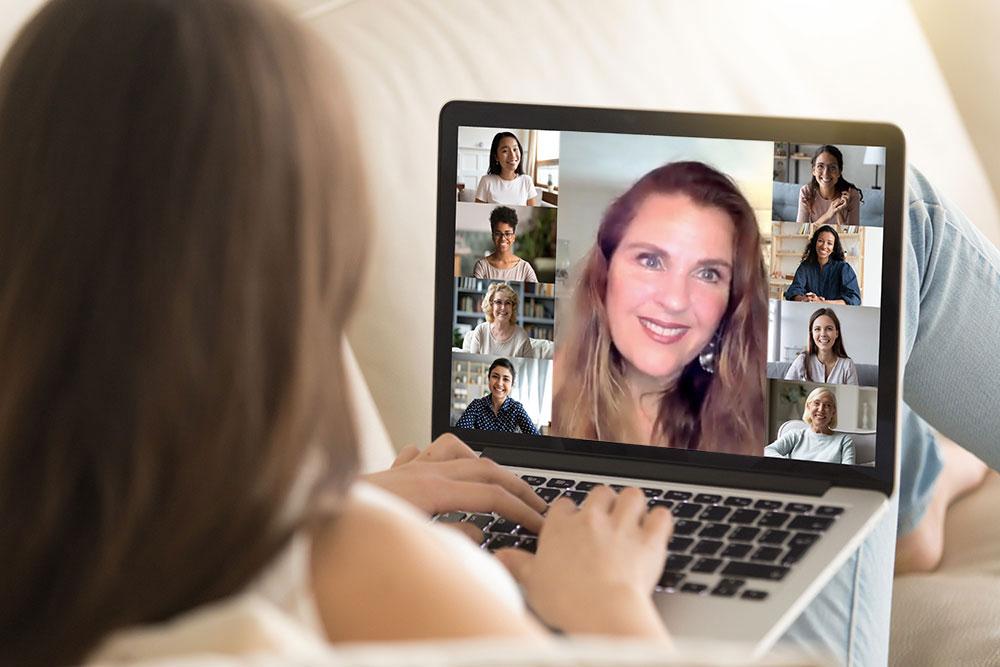 Cottage Meetings - Virtual Series - Moms for America