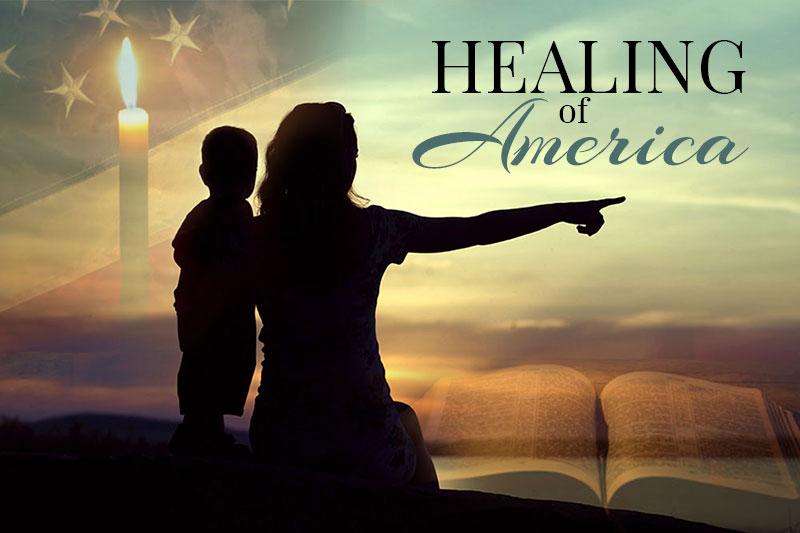 Moms For America - Healing of America - Original Series