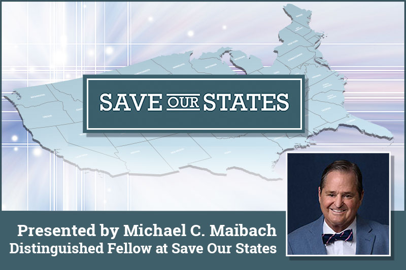 Save Our States - Four Part Virtual Series