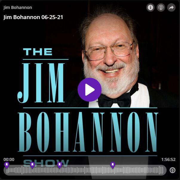 Kimberly Fletcher on the Jim Bohannon Show