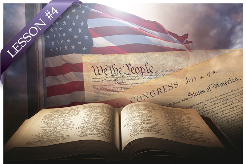 Foundation of Faith- Cottage Meetings - Moms for America