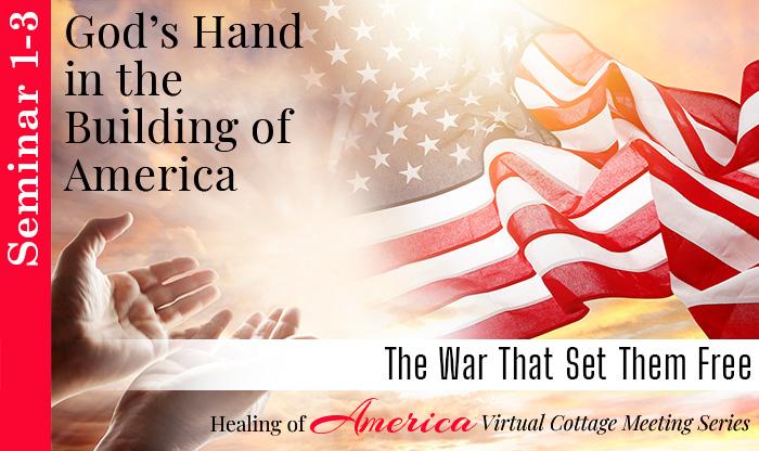 Seminar 1 - Healing of America - Virtual Cottage Series - Moms For America