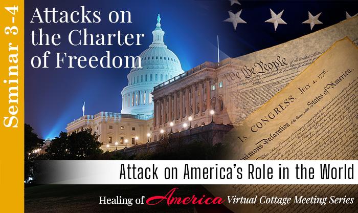 Seminar 3 - Healing of America - Virtual Cottage Series - Moms For America