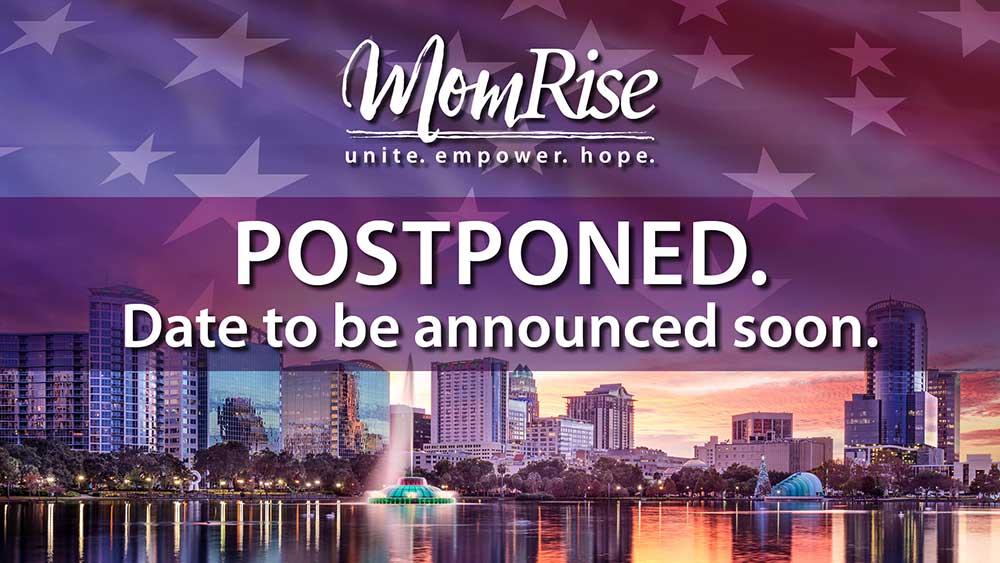 MomRise 2021 - Postponed