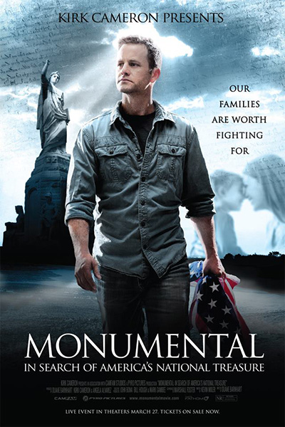 Monumental Movie - Kirk Cameron